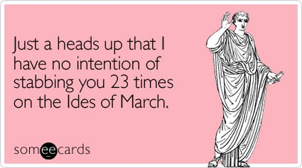 Ides Of March Clip Art